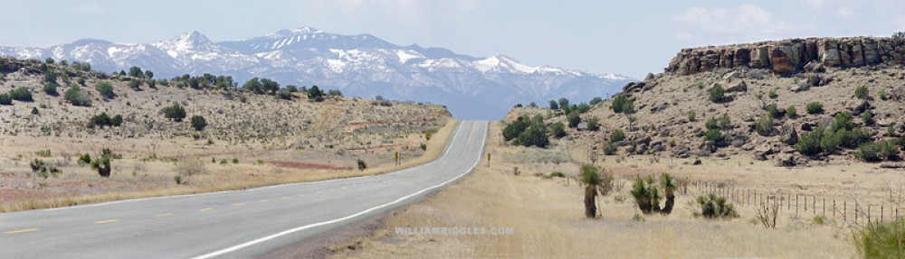 Headed south on Hwy 54 to Carrizozo, New Mexico; looking at Ski Apache & White Mountains