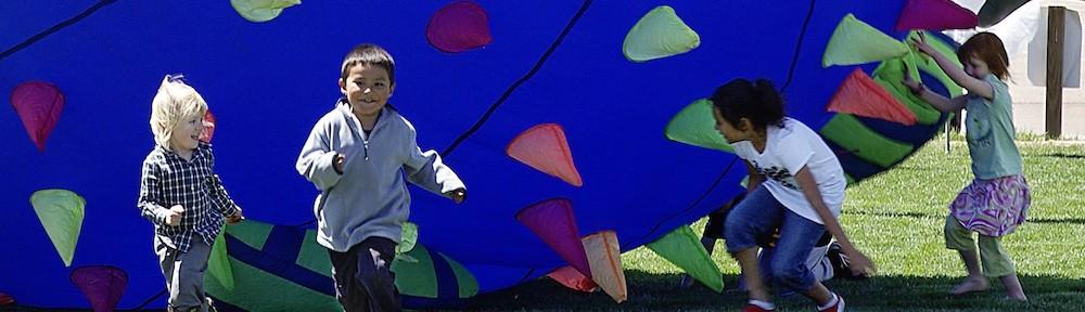 Balloon Festival at White Mt.